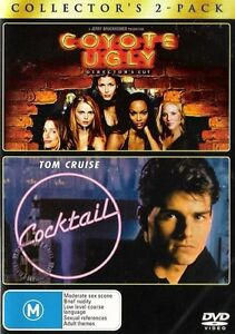 COYOTE UGLY / COCKTAIL : NEW DVD