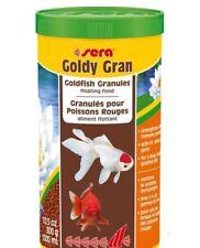 Sera Goldy Gran Diet 300g 1000ml Goldfish Floating Granules Staple Fish Food