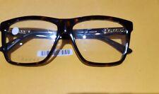 GUCCI Glasses Frames Dark Brown NEW
