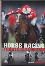 Horse Racing - A History of The Flat (New DVD) John Francome Alastair Down