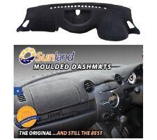 Dash Mat Moulded Black for Nissan Navara D23 NP300 03/15 On Dashmat Lifetime Wty