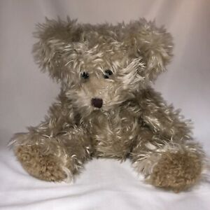 """RUSS Berrie & Co. Plush 11"""" Tan Bear - Radcliffe From the Past Collection Soft"""
