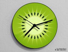 Kiwifruit - Fruit Wall Clock