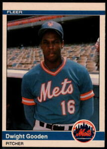 1984 Fleer Update Baseball - Pick A Card