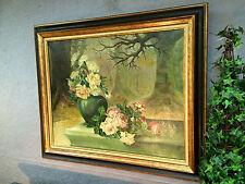 Peinture / huile sur toile ancienne 1904 signée J.Ernest SIMIANE