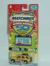 MATCHBOX ACROSS AMERICA 50TH BIRTHDAY #48 ARIZONA ISUZU RODEO
