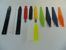 LEGO Helicopter Plane Rotor Blade Propeller Plate Flap Friction Fork Various