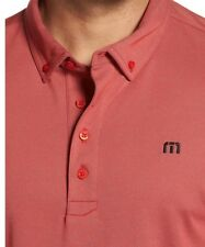 Travis Mathew Golf Polo Shirt - Shiner - XL -  Free&Fast!