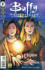 Buffy The Vampire Slayer Willow Tara #1 WannaBlessedBe - Art Cover Variant Nm/M