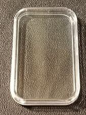 1 Oz. Silver Bar Direct Fit Air-Tite Capsule - Protect your valuable investment