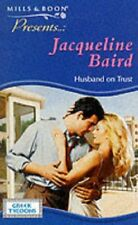Husband on Trust (Presents),Jacqueline Baird