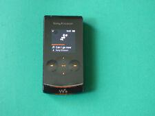Sony Ericsson Walkman W980i 8GB Black