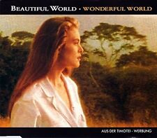 Beautiful World Wonderful world (1992, Timotei) [Maxi-CD]