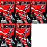 Nomad: Girl Without a World #2 (2009-2010) Marvel Comics - 5 Comics