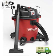 Craftsman XSP 16 Gallon 6.5 Peak HP Wet Dry Vac NEW Vacuum Shop Cleaner