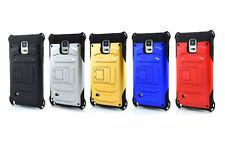 Samsung Galaxy Note 4 Slim Armor Aluminium Silicone Stand Cover Case