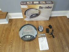 IROBOT ROOMBA INTELLIGENT FLOOR VAC First Generation 2002 VACUUM
