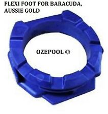 Baracuda Flexi foot deluxe Aussie Gold Quality,  easy fit, Save Now  #CPB014