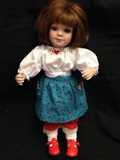 "LINDA STEELE DOLL ""BELLA""  PORCELAIN LIMITED EDITION FOR TACO BELL 1999"