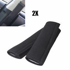 2 pcs Car Safety Seat Belt Shoulder Pads Cover Cushion Harness Comfortable Pad