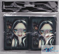 ACTION SPORTS SPEAK NO EVIL DECK PROTECTOR CARD SLEEVES FOR MTG WoW POKEMON