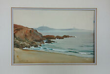 Charles Demetropoulos Original Watercolor signed and dated 1947
