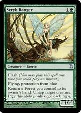 SCRYB RANGER Time Spiral MTG Green Creature — Faerie Unc