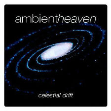 AMBIENTHEAVEN ~ CELESTIAL DRIFT NEW CD RELAXATION MUSIC CALM DOWN AND CHILL-OUT