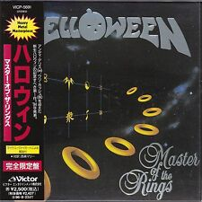 Free Ship Helloween Master Of The Rings Limited MINI LP CD +2 Tracks Japan Obi