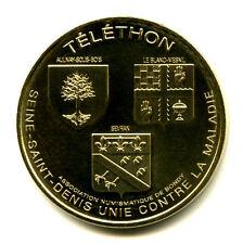 93 BONDY Téléthon, 2014, Monnaie de Paris
