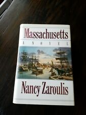 MASSACHUSETTS By Nancy Zaroulis    1991 HC/DJ ~ 1st Edition 1st Print