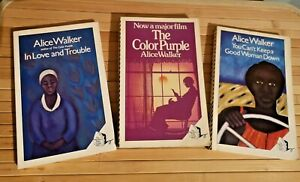 Alice Walker The Color Purple - You Can't Keep a Woman Down - In Love & Trouble