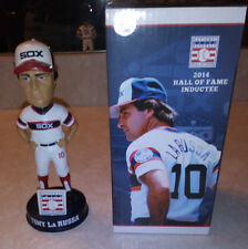 Chicago White Sox Tony LaRussa Hall of Fame Bobblehead SGA 8/30/14 Brand New NIB