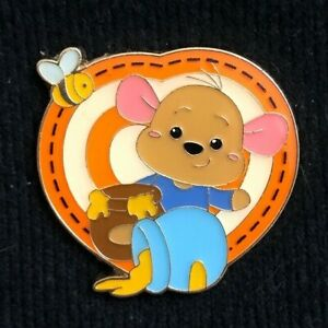 SHDL Roo with Hunny Pots and Bees Cute Booster Shanghai Disney Pin