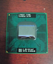1PC Intel SL9SF Core 2 Duo Mobile T7200 2.00GHz/4MB/667MHz Socket M CPU