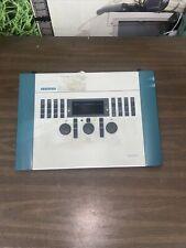 Madsen Itera Audiometer Gn Otometrics Br0ken As Is