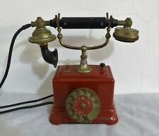 """Ancien Téléphone  """" LM Ericsson Sweden """" Stockholm telephon"""