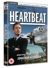 HEARTBEAT the complete sixteenth series 16. Six discs. New sealed DVD.