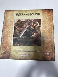 A LEGEND OF THE FIVE RINGS: WAR OF HONOR - CCG - AEG - BOARD/CARD GAME