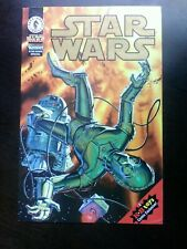 A RARE OOP STAR WARS THE CONSTANCIA AFFAIR KB Kenner Promo Exclusive Comic Book
