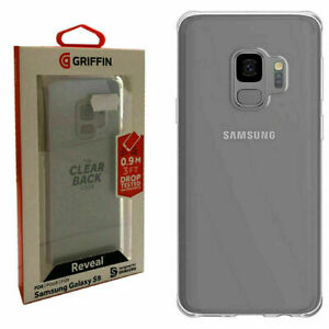 Genuine Griffin Reveal Clear Hybrid Case For Samsung Galaxy S9