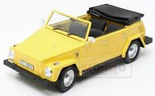 Volkswagen 181 Cabriolet Open 1969 Yellow Cult Scale Models 1:18 CML026-1 Model