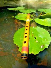 Bamboo Flute B Bass 38 Inches Professional  Bansuri Traditional sri lankan flut
