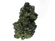 Green Epidote Crystal Cluster, Angelina III Mine! PERU