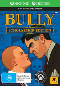 Bully: Scholarship Edition - Xbox One & 360 Game *FREE Express Post from Sydney*