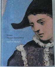 Museo Thyssen-Boremisza Modern Masters