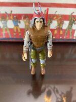 GI JOE 1988 BUDO NEAR COMPLETE ARAH Figure Vintage