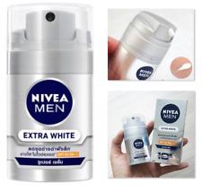 Nivea men serum reduce dark spots wide pores moisturizier extra white skin 50ml