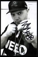 NECRO original signierte Autogrammkarte signed ONYX Ill Bill Wu-Tang Clan HipHop
