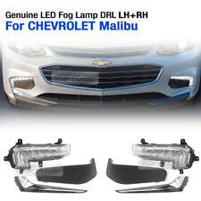 Genuine LED Fog Driving Lamp DRL Assy LH+RH 6P for CHEVROLET 2017 - 2018 Malibu